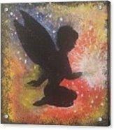 Fairy Life Happiness  Acrylic Print