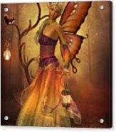 Fairy Lilith Acrylic Print