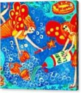Fairy Liquid Acrylic Print