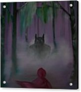 Fairy Tale  Acrylic Print