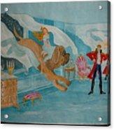 fairy tale H.C. Andersen Acrylic Print