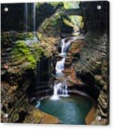 Fairy Tale Trail Acrylic Print