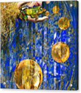 Fairy Tales - The Frog Prince Acrylic Print