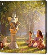 Fairy Tales  Acrylic Print by Greg Olsen