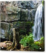 Fairy Waterfall Acrylic Print