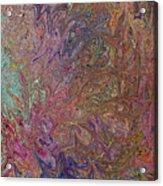 Fairy Wings- Digital Art Acrylic Print