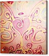 Fairylove Acrylic Print