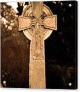 Faithful Until Death Acrylic Print