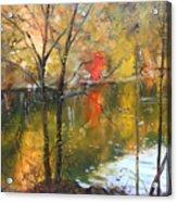 Fall 2009 Acrylic Print
