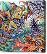 Fall Affair Acrylic Print