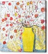 Fall Arrangement Acrylic Print