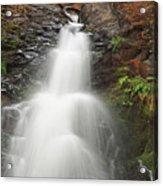 Fall Creek Falls 2 Acrylic Print