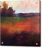 Fall Hunt Acrylic Print