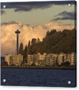 Fall In West Seattle Acrylic Print