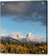 Fall In Wyoming Acrylic Print