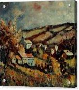 Fall Landscape 670110 Acrylic Print