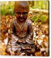 Fall Meditation Acrylic Print