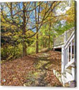 Fall Morning Acrylic Print