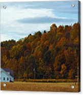 Fall Southeast Ohio Acrylic Print