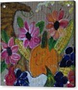 Fall Splender  Acrylic Print