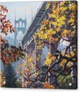 Fall St Johns Acrylic Print