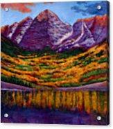 Fall Symphony Acrylic Print