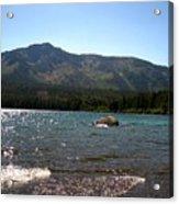 Fallen Leaf Lake - South Lake Tahoe Acrylic Print
