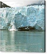 Falling Ice 8421 Acrylic Print