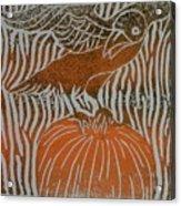 Fall's Call Acrylic Print