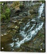 Falls Creek Gorge Trail Acrylic Print