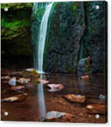 Falls In Bluff Country Acrylic Print