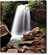 Falls of Tennessee Acrylic Print