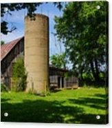Family Farm Acrylic Print