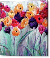 Family Gathering Painting By Lisa Kaiser Acrylic Print