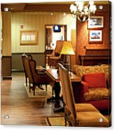 Family Room For Performers Grand Ole Opry House, Nashville, Tennessee Acrylic Print