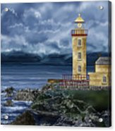 Fanad Head Lighthouse Ireland Acrylic Print