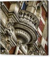 Fancy Balcony Acrylic Print