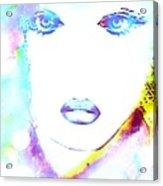 Fanny  Acrylic Print
