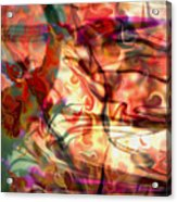 Fanta... Acrylic Print