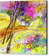 Fantaquarelle 04 Acrylic Print