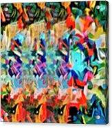 Fantasia I Acrylic Print