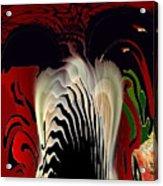 Fantasy Abstract Acrylic Print