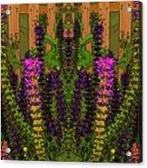 Fantasy Garden Two Acrylic Print