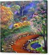 Fantasy Path Acrylic Print