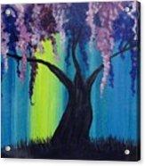 Fantasy Tree Acrylic Print