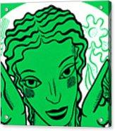 Fap Banner 941 Acrylic Print