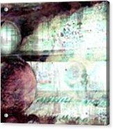 Far Dreaming Acrylic Print by Linda Sannuti