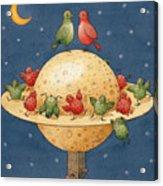 Far Planet Acrylic Print