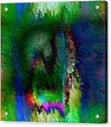 Farbige Phantasie Acrylic Print