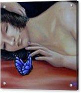 Farfalla - Butterfly Acrylic Print